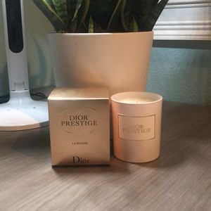 Dior Candle!!